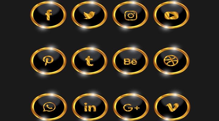 Social media boosting website search rank
