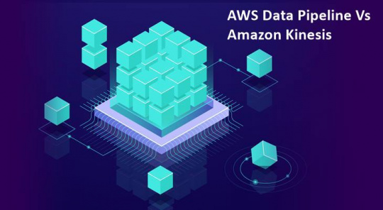 AWS Data Pipeline VS Amazon Kinesis