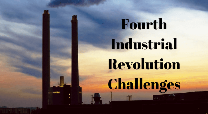 Challenges of Fourth Industrial Revolution