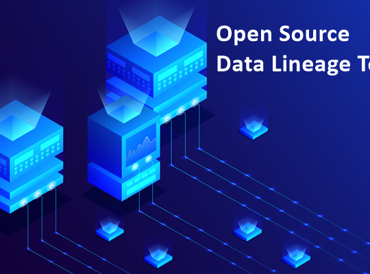 Open Source Data Lineage Tools