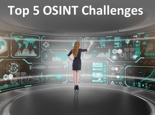 OSINT Challenges