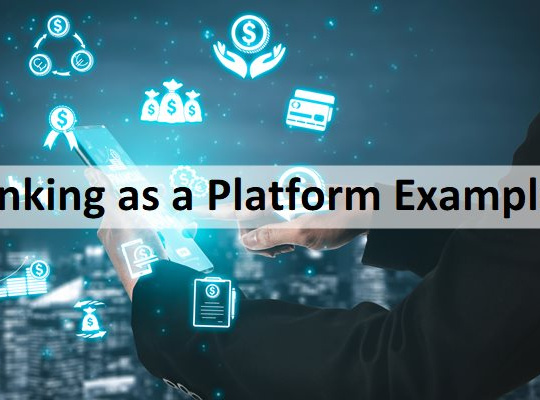 Banking as a Platform Examples