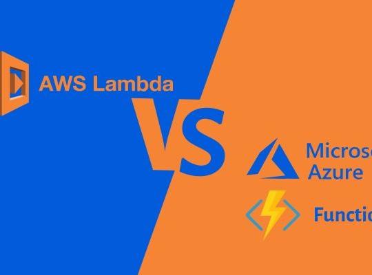 AWS Lambda Vs. Azure Functions