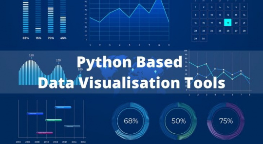 Python Based Data Visualisation Tools
