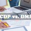 DMP vs. CDP