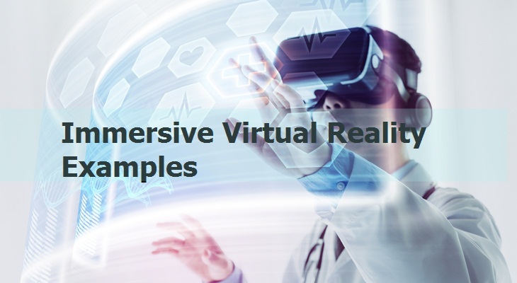 Immersive Virtual Reality Examples