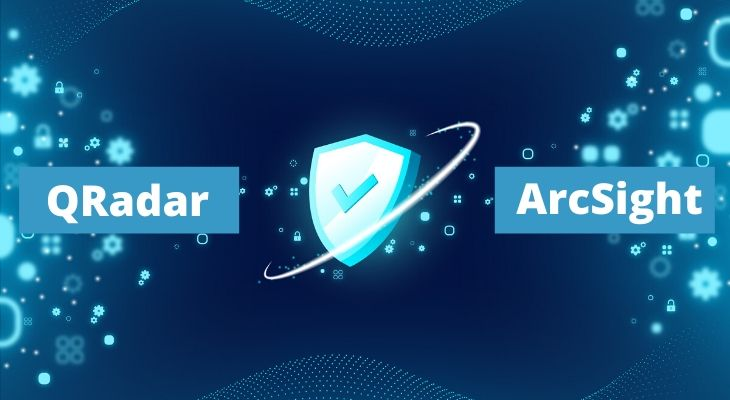 QRadar VS ArcSight