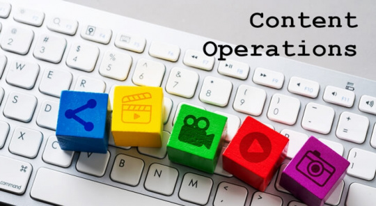 Complete Understanding of Content Operations