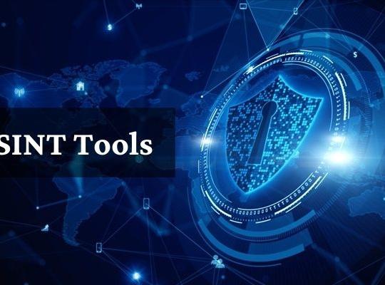 OSINT Tools