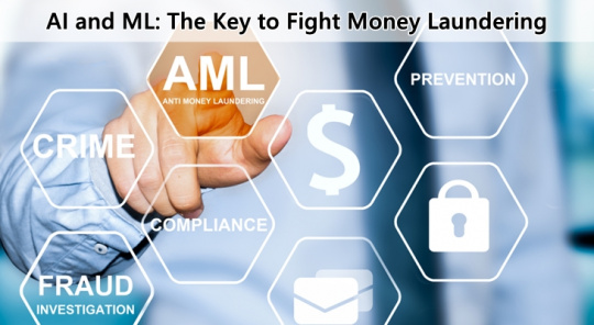 AI and ML in Anti-Money Laundering