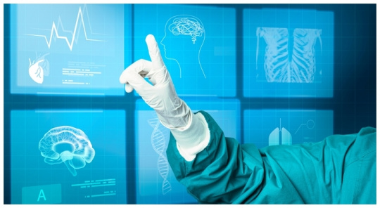 Disruptive Tech Innovations In Healthcare: Examples and Trends