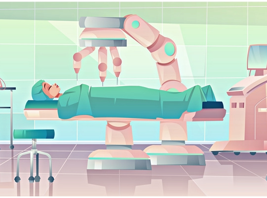 VR and Robotics in Medical Surgeries: How Are They Changing The Field